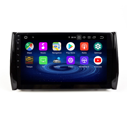 Skoda Karoq Kodiaq 8 Touchscreen Android 9 Headunit GPS NAVI USB SD Bluetooth