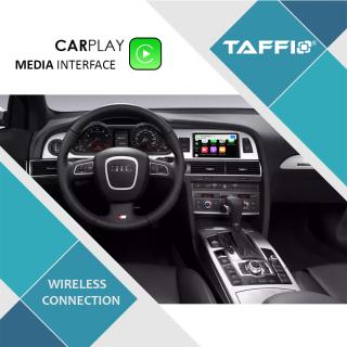 Wireless Carplay AndroidAuto USB Media für Audi A8...