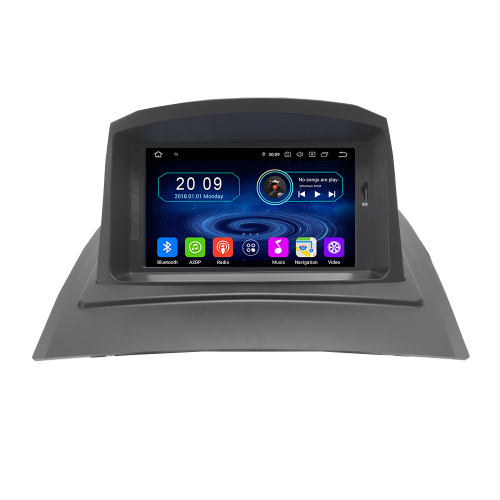 Renault Megane 2 Android 9 Touchscreen Headunit GPS Navi Bluetooth WIFI USB DVD