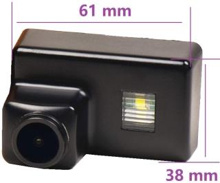 Rückfahrkamera Einparkhilfe für Peugeot 206 207...