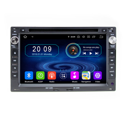autoradio android gps navi wifi dvd sd f r volkswagen. Black Bedroom Furniture Sets. Home Design Ideas