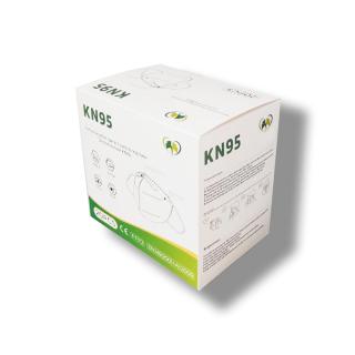 40pcs KN95 Face Mask RESPIRATOR Dust Smoke Face MaskPM2.5