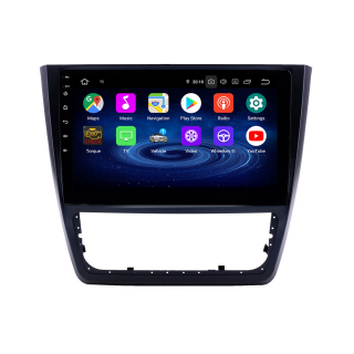 """10"""" Touchscreen Android Head Unit GPS Navigation USB..."""