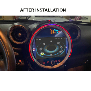 """9"""" Touchscreen Android Head Unit Navigation Carplay..."""