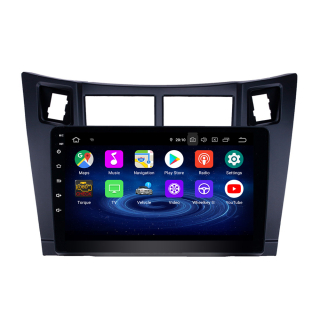 "9"" Touchscreen Android Head Unit GPS Navi CarPlay..."