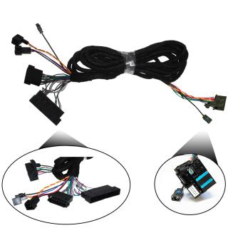 Fibre Optic to NTG 2.5 Quadlock for Mercedes Benz W220...