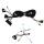 Fibre Optic to NTG 2.5 Quadlock for Mercedes Benz W220 W215 C215 R230 Bose