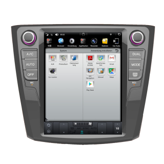 "10.4"" Touchscreen Android Autoradio GPS Navigation..."