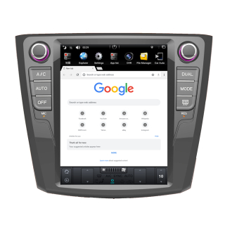 """10.4"""" Touchscreen Android Autoradio GPS Navigation Carplay für Renault Kadjar"""
