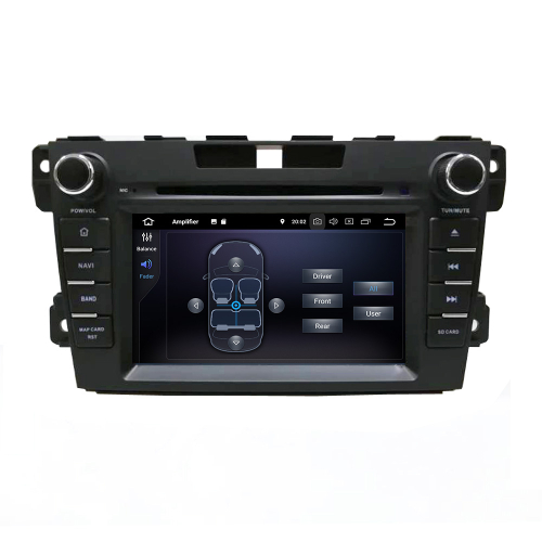 Mazda CX 7 Android Headunit Touchscreen Bluetooth GPS 3D Navi DVD USB SD WIFI on oem android dvd player gps navigation system for mercedes