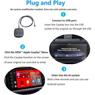Universal Carplay -  Android System AI BOX GPS Navigation...