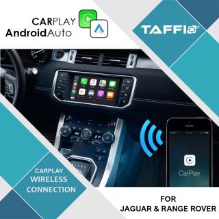 CarPlay Android Auto Media Interface for Range Rover...