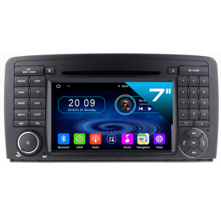 """7"""" Touchscreen Android Head Unit GPS Navi for Benz..."""