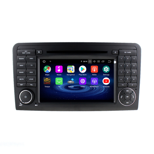 mercedes benz w164 ml300 x164 gl320 android autoradio gps. Black Bedroom Furniture Sets. Home Design Ideas