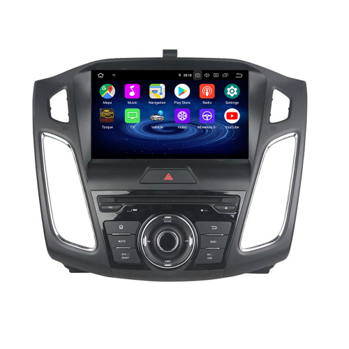 ford focus android autoradio 3d gps navi touchscreen dvd. Black Bedroom Furniture Sets. Home Design Ideas