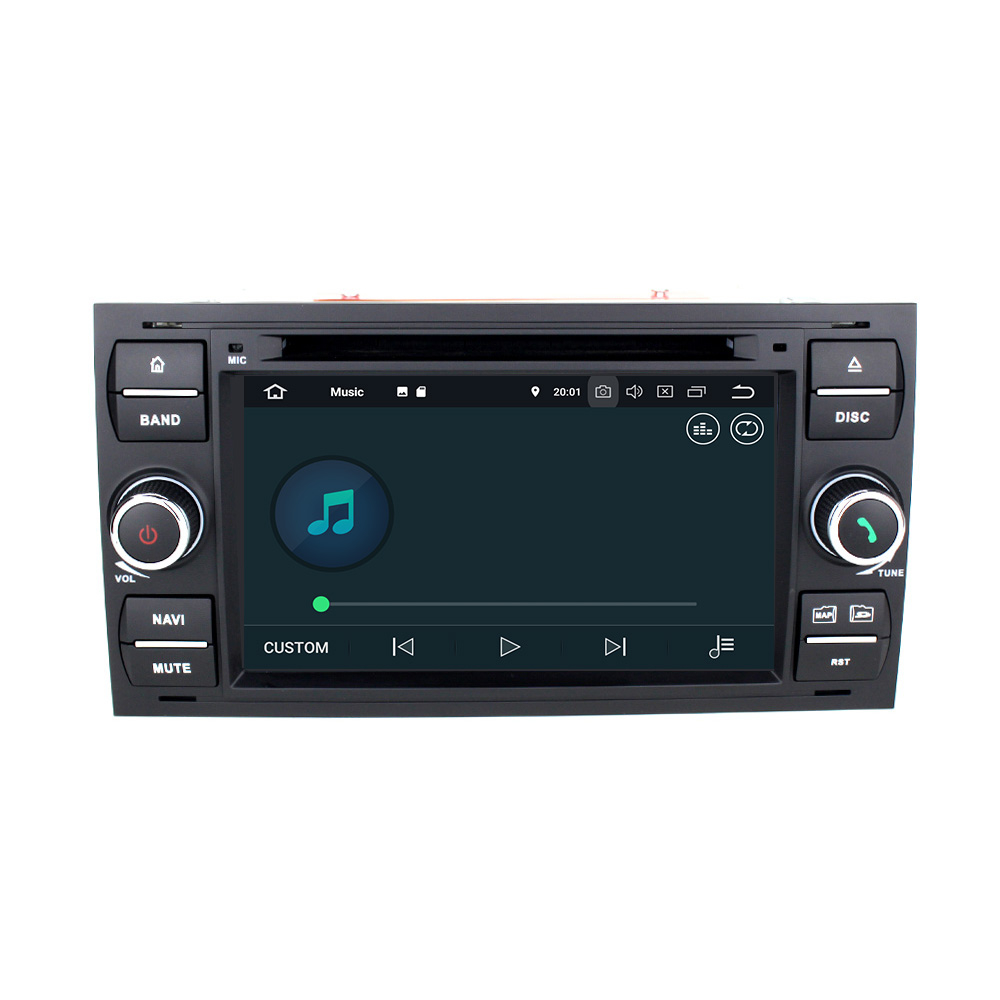 ford fusion galaxy s max android 8 headunit gps navi. Black Bedroom Furniture Sets. Home Design Ideas