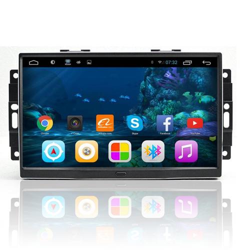 CHRYSLER 300C SRT8 ASPEN Dodge Magnum 8 Android Touchscreen Headunit