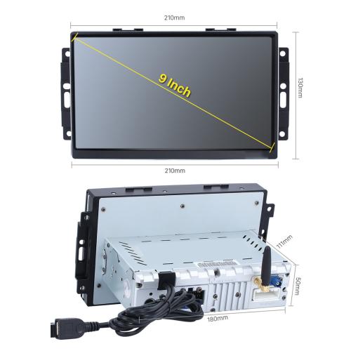 CHRYSLER 300C SRT8 ASPEN Dodge Magnum 8 Android Touchscreen