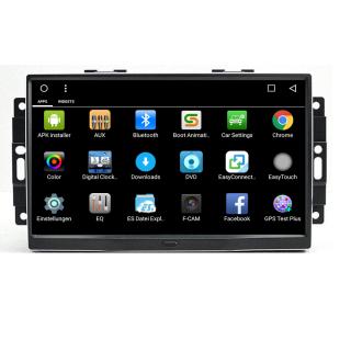 "9"" Touchscreen Android Autoradio GPS NAVI für..."