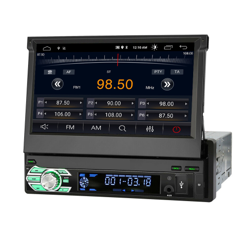 1 Din Universal Android Touchscreen GPS Navigationssystem