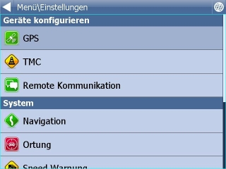 MapFactor 16 Windows CE Navi Software mit Lizenziertem Europa-Kartenmaterial