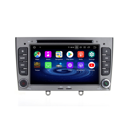peugeot 308 308sw 408 touchscreen gps navigationssystem. Black Bedroom Furniture Sets. Home Design Ideas