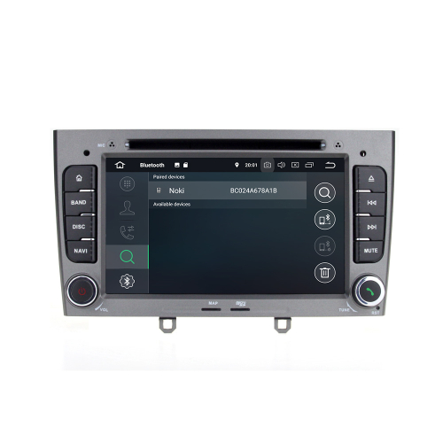 peugeot 308 308sw 408 android autoradio gps 3d navi. Black Bedroom Furniture Sets. Home Design Ideas