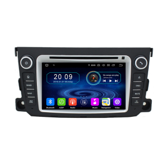 Smart Android 8 Headunit Car Radio Touchscreen Navigation...