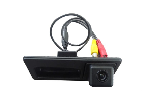 AUDI A4L S5 Q5 A8L  Backup Cam trunck opener with Night Vision Distance Lines