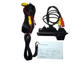 Trunkn-Rear Camera + Distance Warning for AUDI A4L S5 SQ5...