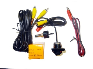 Universal Front- / Rear Camera Parking System + Distance...