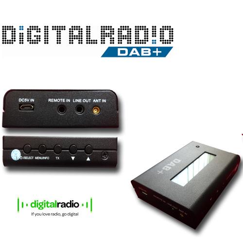universal autoradio dab tuner antenne digitalradio. Black Bedroom Furniture Sets. Home Design Ideas
