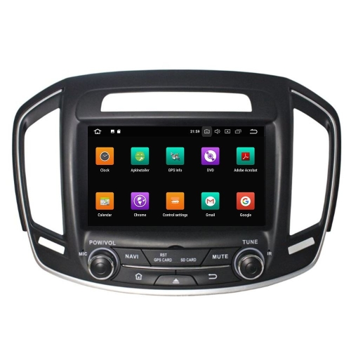 Opel Insignia Android Autoradio Touchscreen 3D Navi DVD Bluetooth USB WIFI SD