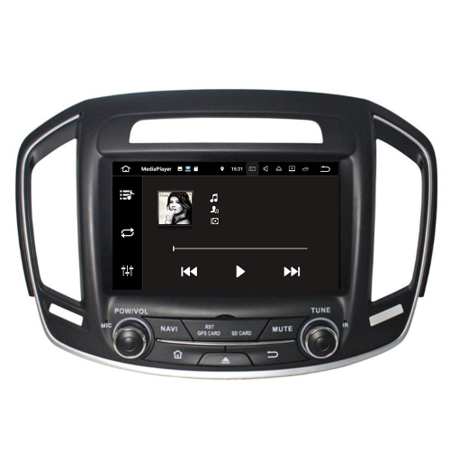 Opel Vauxhall Insignia Android 8 Headunit Touchscreen 3D Navi DVD USB WIFI SD