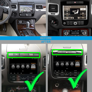 """9"""" Touchscreen Android  Navigation GPS USB Media..."""