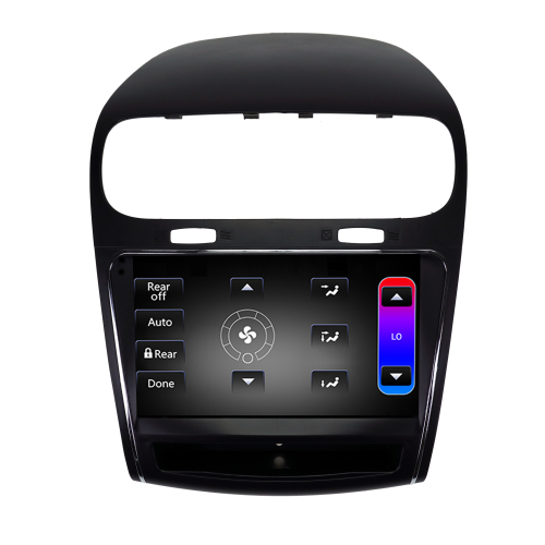 Fiat Freemont Dodge Journey 8.4 inch HD Touchscreen Android 6.0 GPS Navi SD USB