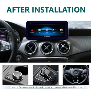 """10"""" Touchscreen Android GPS Navi Carplay for Benz..."""