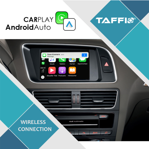 Audi MMI G G Apple IPhone CarPlay USB Smartbox Aftermarket Module - Audi car play