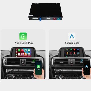 CarPlay AndroidAuto für BMW F20 F21 F45 F30 F32 F10...