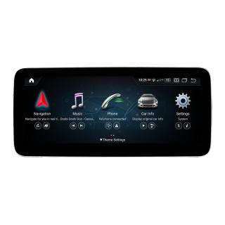 "10"" Touchscreen Android GPS USB Navigation Carplay..."