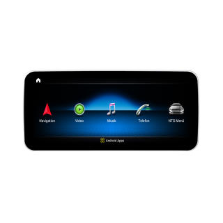 "10"" Touchscreen Android GPS Navigation Carplay..."