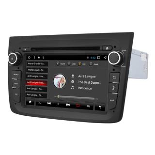 "7"" Touchscreen Android Autoradio DVD Bluetooth Navigation für Alfa Romeo Mito"